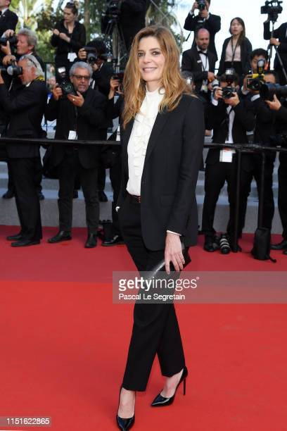 Chiara Mastroianni attends the closing ceremony screening of The Specials during the 72nd annual Cannes Film Festival on May 25 2019 in Cannes France