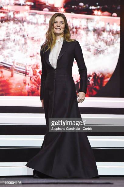 Chiara Mastroianni attends the opening ceremony during the 18th Marrakech International Film Festival on November 29 2019 in Marrakech Morocco