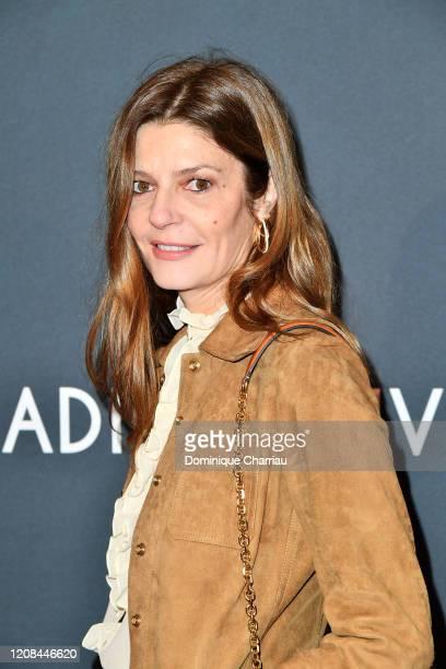 Chiara Mastroianni attends the Radioactive premiere at UGC Danton on February 24 2020 in Paris France