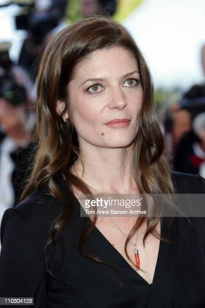 Chiara Mastroianni during 2007 Cannes Film Festival Les Chansons d'Amour Premiere at Palais des Festivals in Cannes France