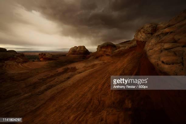 chiaroscuro - paria canyon stock pictures, royalty-free photos & images