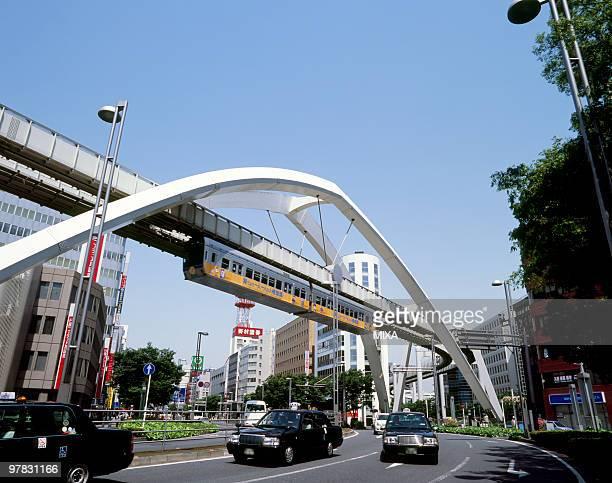Chiba Urban Monorail, Chiba, Japan