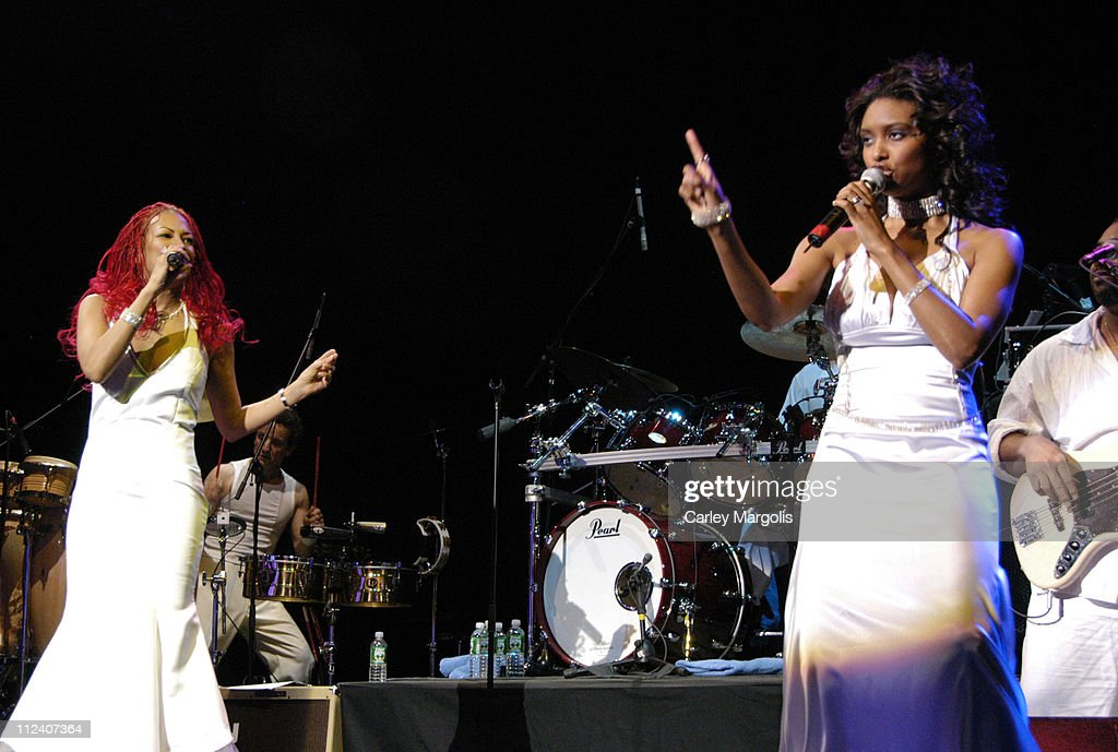 Chic during We Are Family Foundation To Honor Sir Elton John, Quincy Jones, Tommy Hilfiger, and The Comcast Family of Companies at The Manhattan Center Hammerstein Ballroom in New York City, New York, United States.