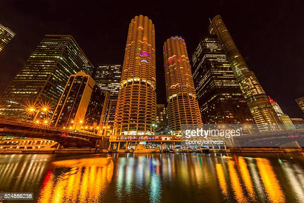 Chicago Architecture and Chicago River