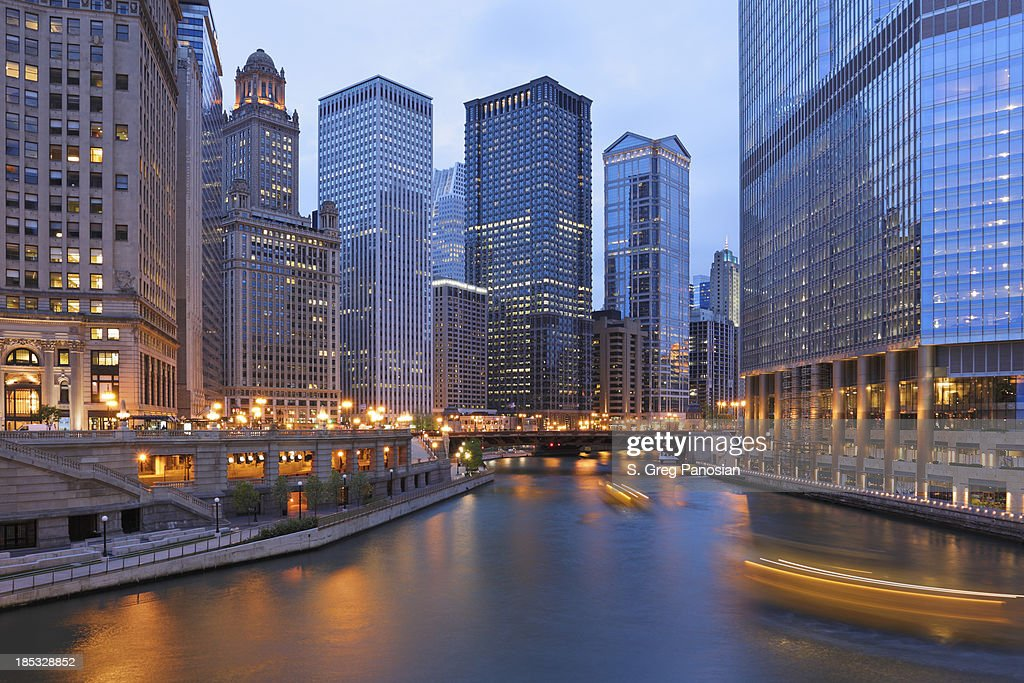 Chicago Architecture : Stock Photo
