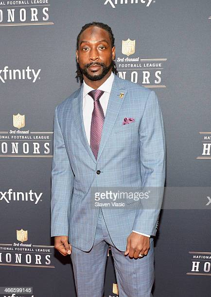 Chicago Bears cornerback Charles Tillman attends the 3rd Annual NFL Honors at Radio City Music Hall on February 1 2014 in New York City