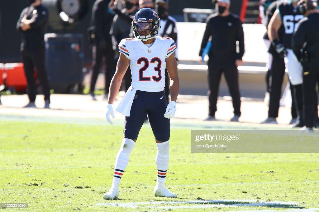NFL: DEC 27 Bears at Jaguars : News Photo