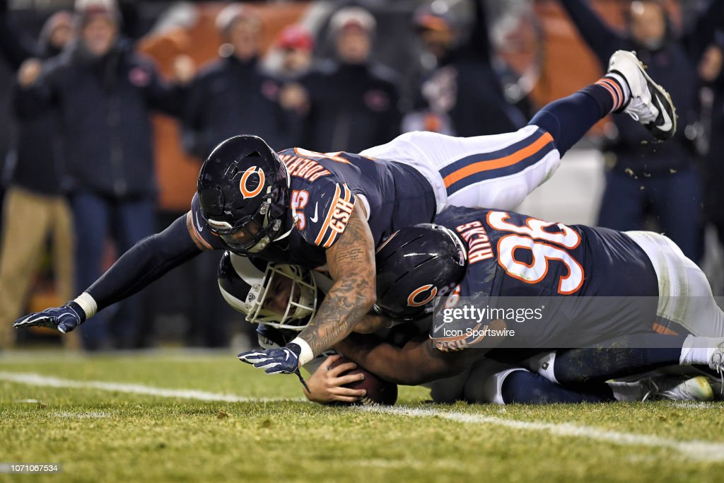 NFL: DEC 09 Rams at Bears : News Photo