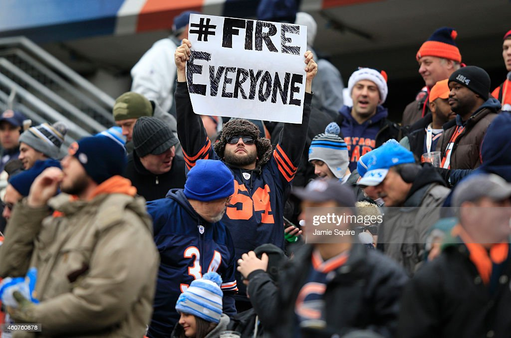 Detroit Lions v Chicago Bears : News Photo