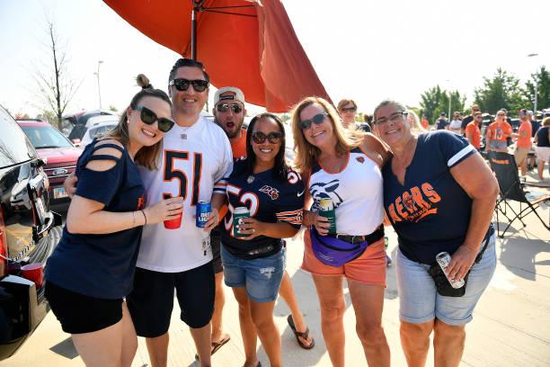 IL: Cincinnati Bengals v Chicago Bears