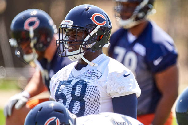 huge selection of adaba ae6ae NFL: MAY 16 Bears OTA Pictures | Getty Images