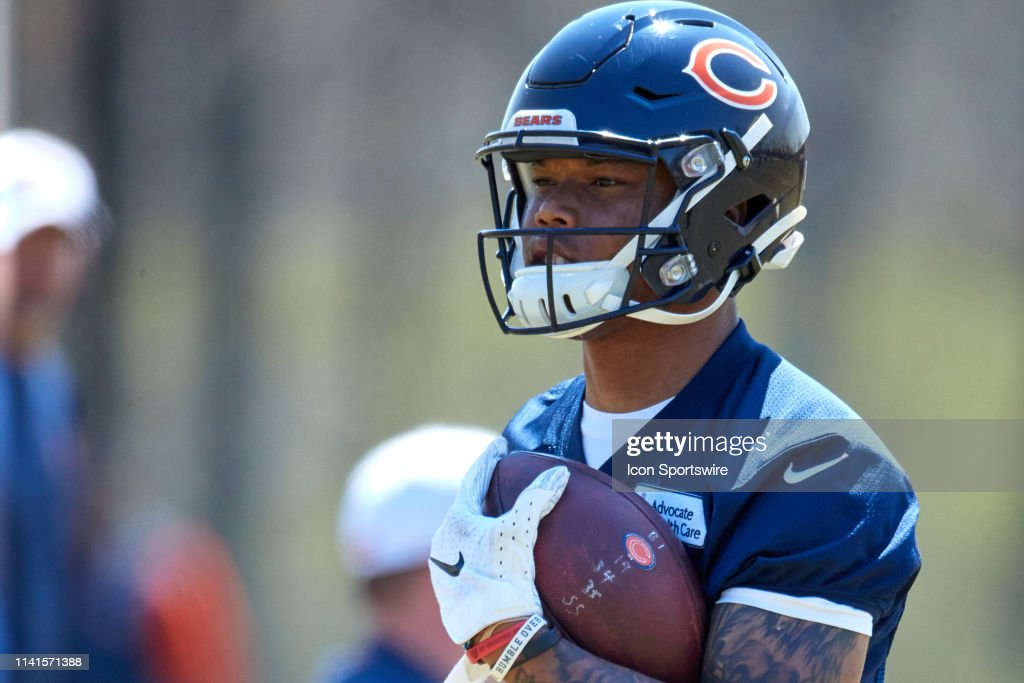 NFL: MAY 05 Bears Rookie Mini-Camp : News Photo