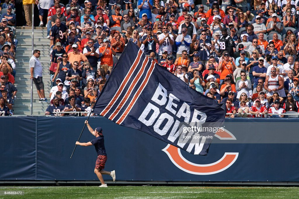 NFL: SEP 10 Falcons at Bears
