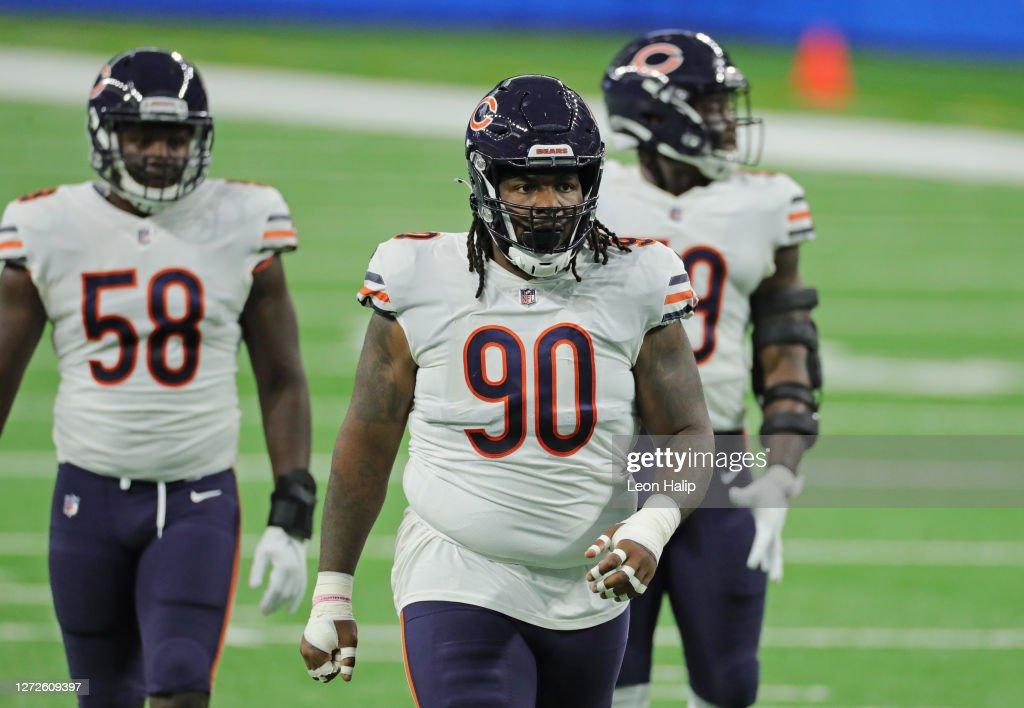 Chicago Bears v Detroit Lions : News Photo
