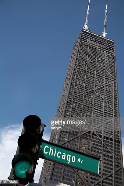 Chicago Buildings - John Hancock