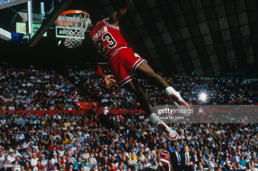 Michael Jordan Dunk Pictures And Photos Getty Images
