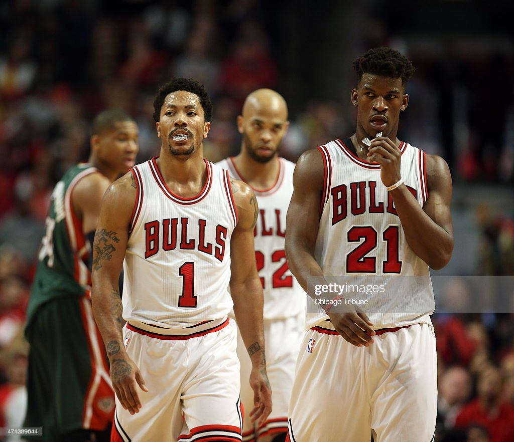 Jimmy Butler 2014 Playoffs