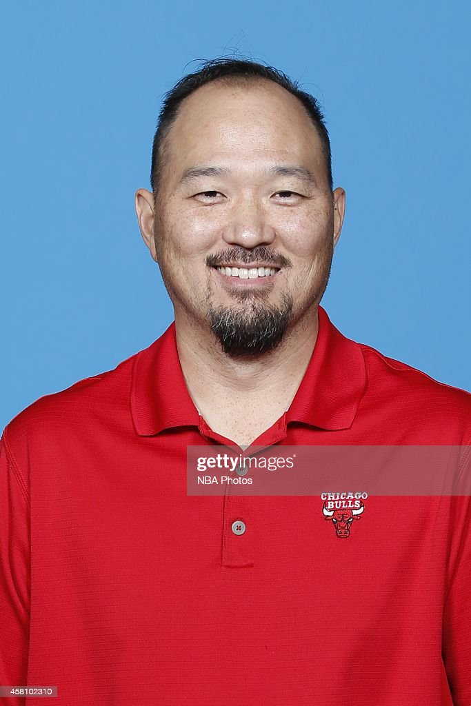 Chicago Bulls Head Athletic Trainer Jeff Tanaka poses for a picture as part of 2014-15 NBA Media Day at The Advocate Center on September 29, 2014 in Chicago, Illinois.