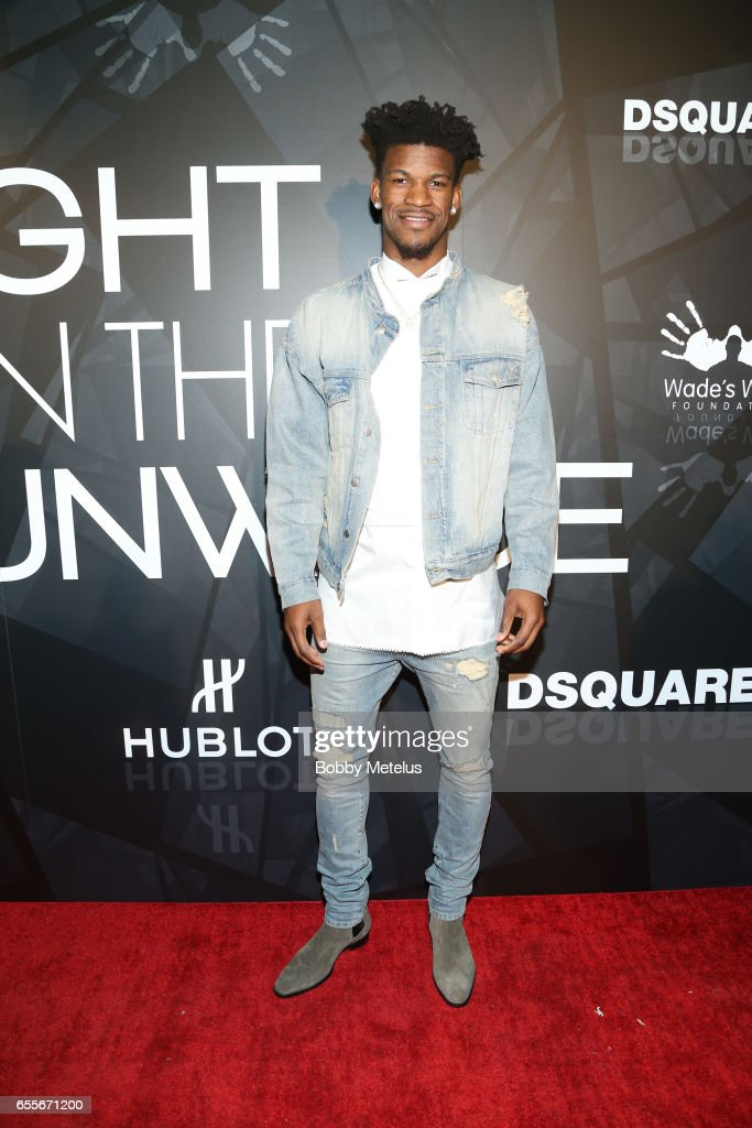 "Dwyane Wade Hosts ""A Night On The RunWade"" : News Photo"