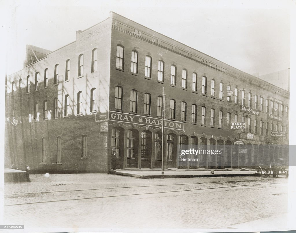 Western Electric Office Building Pictures | Getty Images
