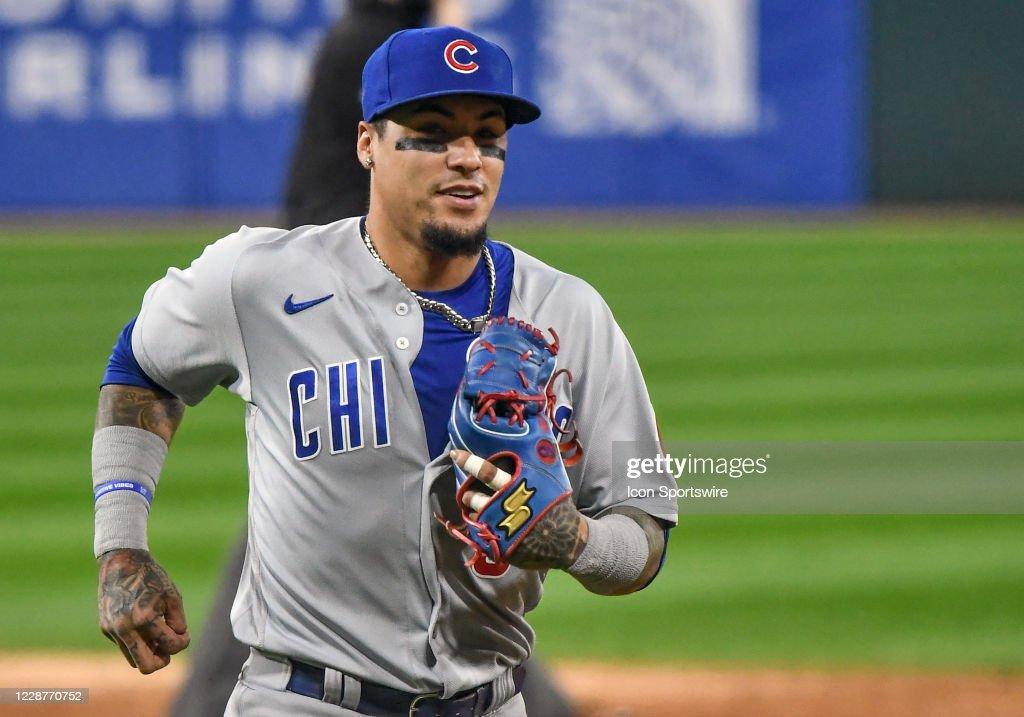 MLB: SEP 26 Cubs at White Sox : ニュース写真
