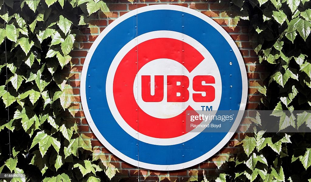 Chicago Cubs World Series Logo