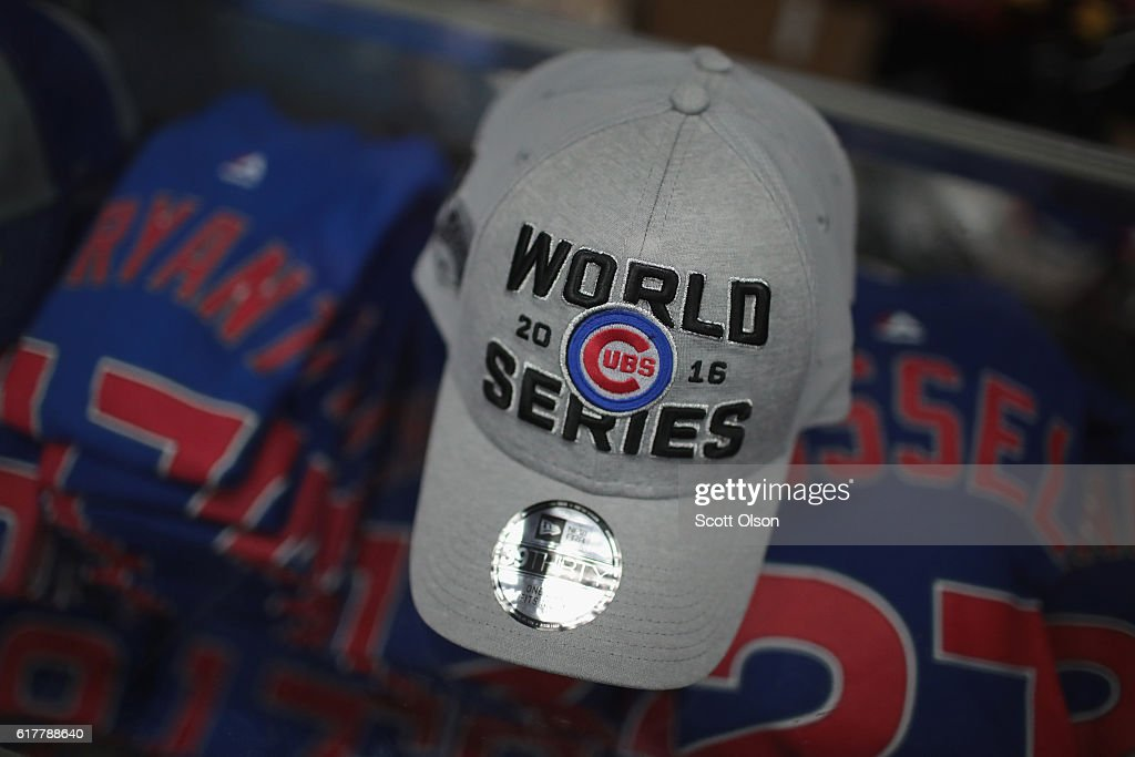 Euphoric Chicago Awaits Start Of First World Series For Cubs In 71 Years    News Photo 28f99d1f247