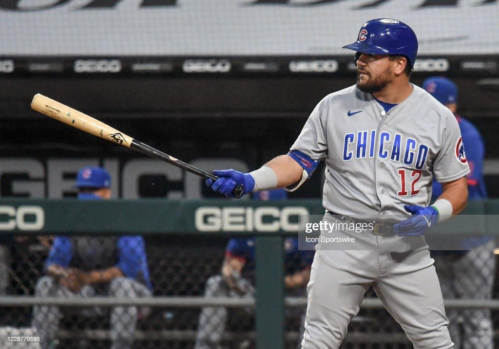 MLB: SEP 26 Cubs at White Sox : News Photo