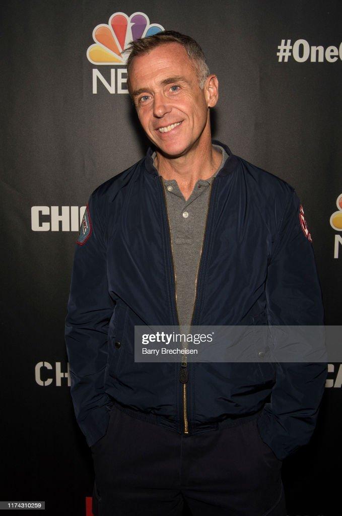 5th Annual NBC Chicago Press Day : News Photo