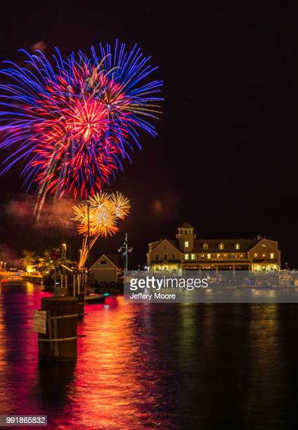 Chicago Fireworks I