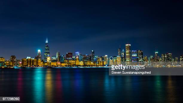 Chicago from the Adler Planetarium