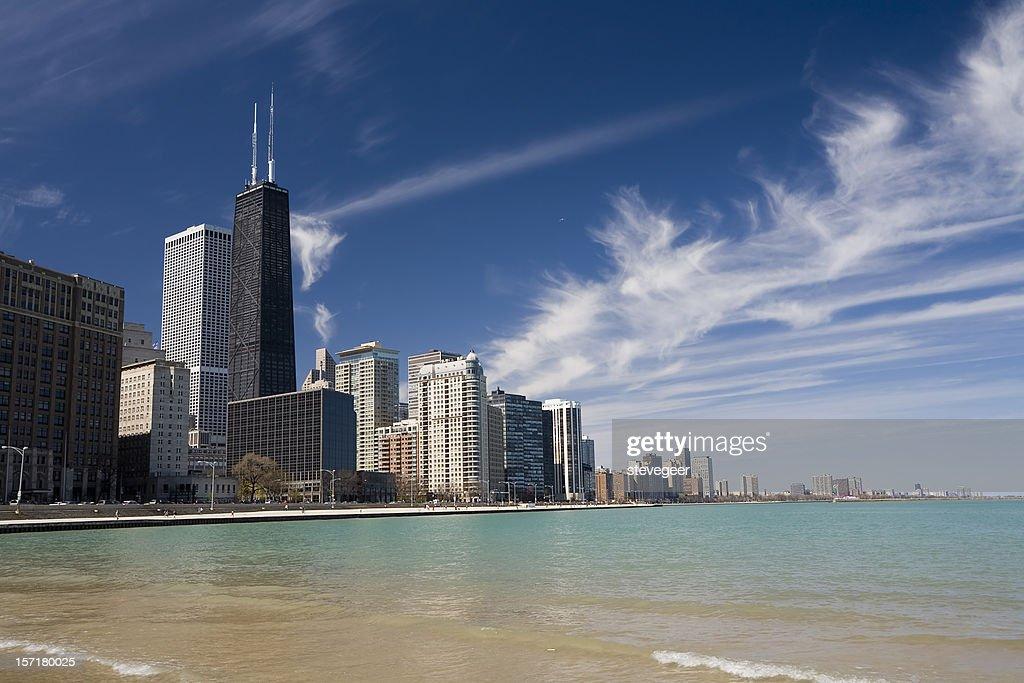 Chicago Gold Coast : Stock Photo