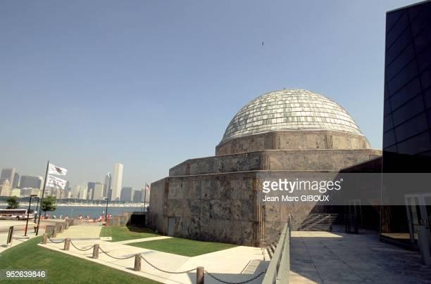 Chicago Heatwave August 8 2001 The Alder Planetarium