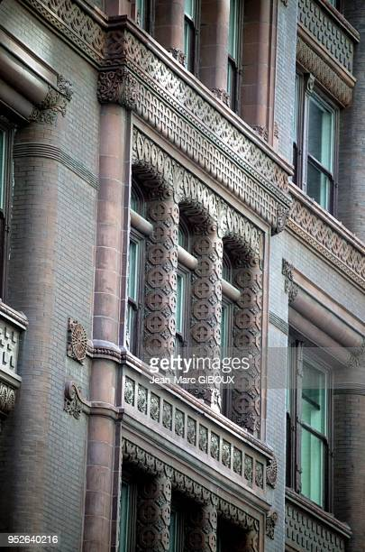 Chicago Heatwave August 8, 2001 The Rookery Building.
