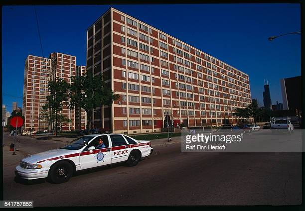 Cabrini Green Housing Project after being taken over by HUD