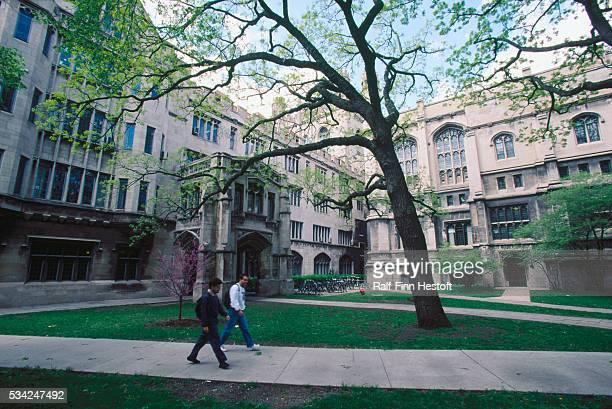 Chicago, Illinois: University Of Chicago.