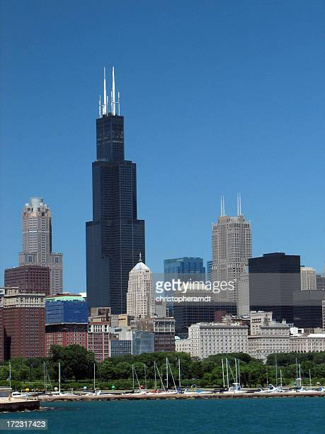 Chicago Lakefront and Sears Tower