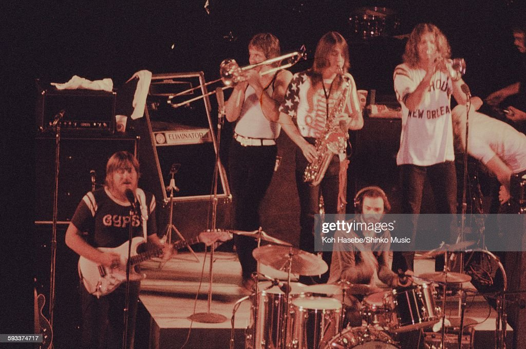 Chicago live at Aichi Prefectural Gymnasium, Aichi, June 12, 1972.