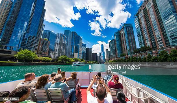 Chicago Loop Bootsfahrt