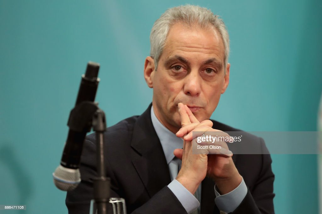 Chicago Hosts Mayors At North American Climate Summit