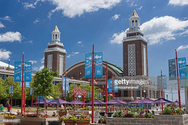 chicago navy pier - navy pier stock pictures, royalty-free photos & images