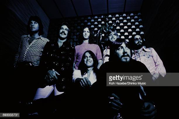 Chicago photo session at hotel in Tokyo June 1971
