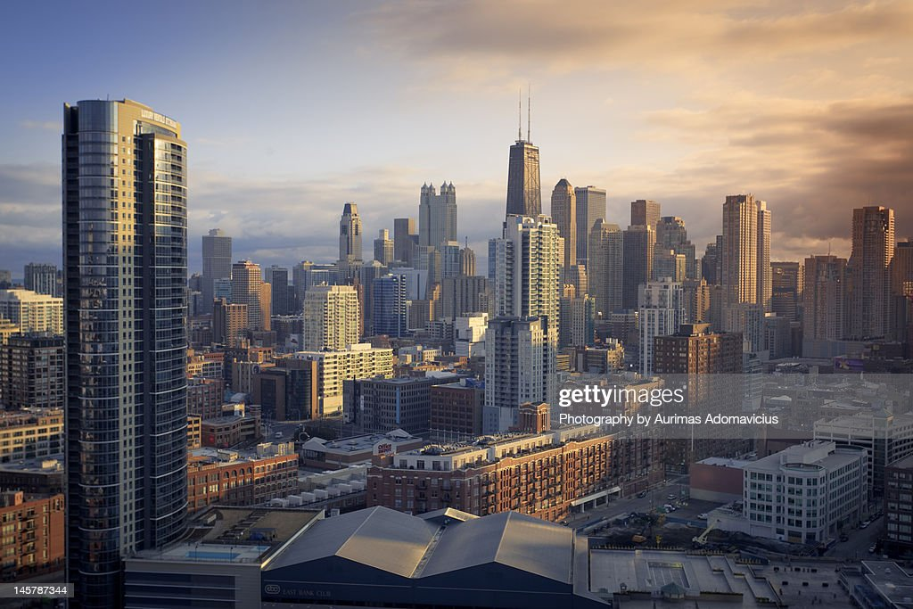 Chicago : Stock Photo