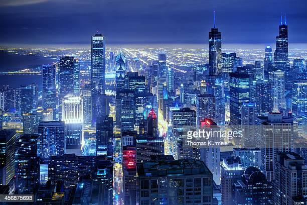 chicago - chicago stock-fotos und bilder