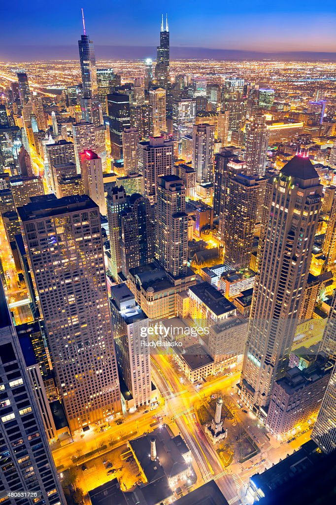 Chicago. : Stock Photo