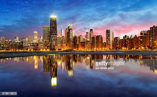 chicago - chicago illinois stock photos and pictures