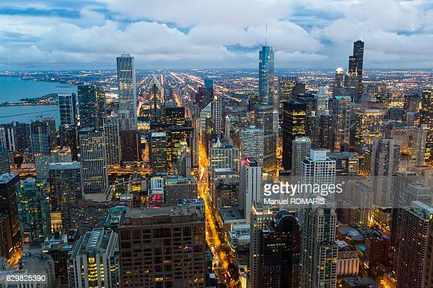 chicago - cook county illinois stock photos and pictures