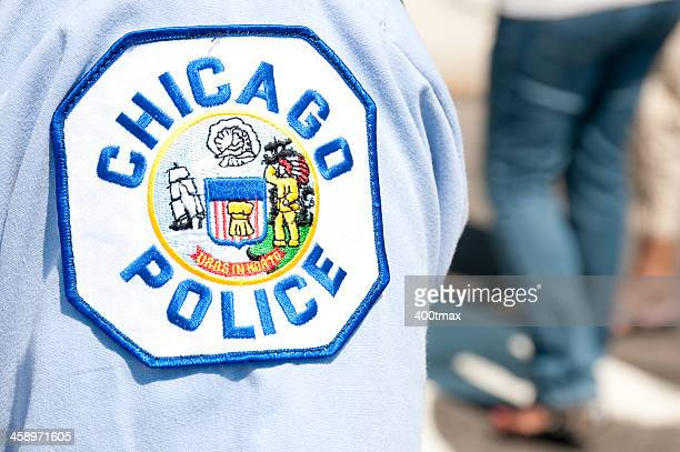 Chicago police patch