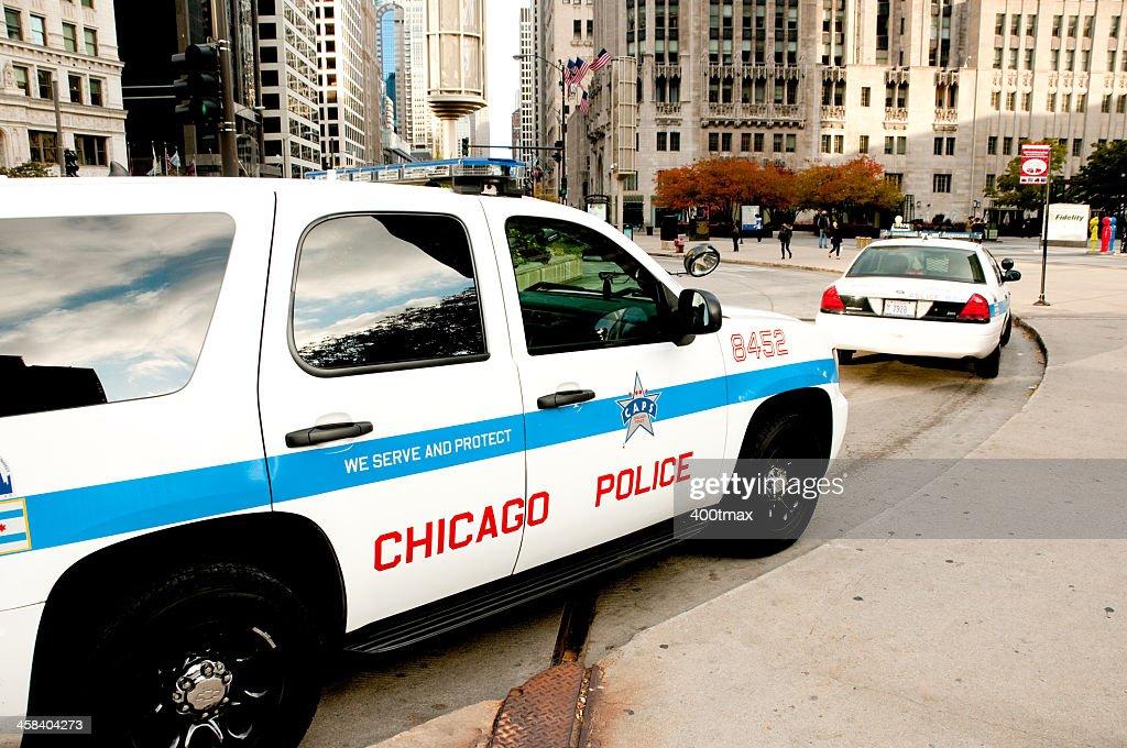 Chicago Police : Stock Photo
