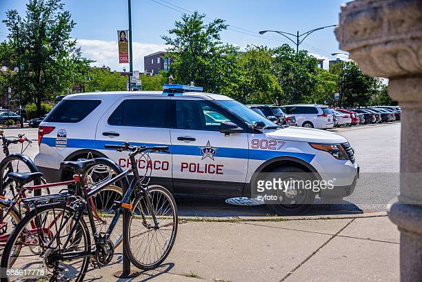 Chicago Police SUV
